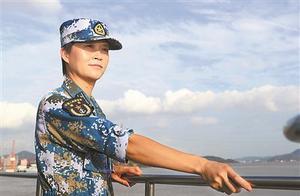 海军某驱逐舰韦慧晓:博士舰长敢闯海