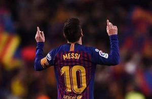 8场10球领跑射手榜,梅西成本赛季欧冠首位进球上双球员