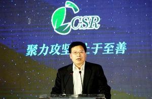 北京市国资委宣传处正处级调研员马会春:国有企业履行社会责任是天职