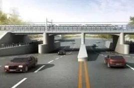 拓宽三倍!济南这条路铁路桥要改造了!开工日期确定,请注意绕行