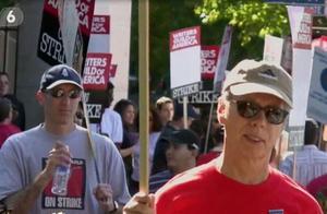 直通好莱坞:美国编剧工会罢工再起 为何把矛头直指经纪人?