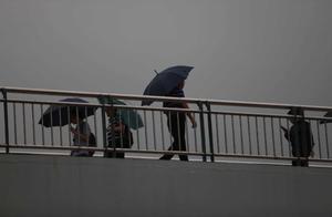 深圳今明暴雨到大暴雨,明早上学上班或受影响,留意预警