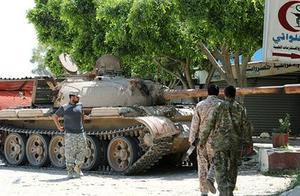 """利比亚停止与法国合作 称法方与""""国民军""""勾结"""