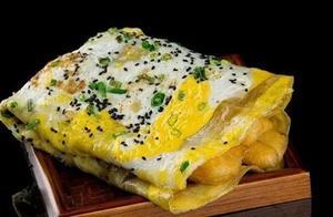 有钱也难买到的家乡味!可能这是温哥华最正宗的鸡蛋煎饼~