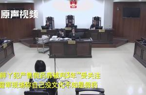 赵本山徒弟胖丫假药案庭审自称没文化!检方:没文化不等于没良知