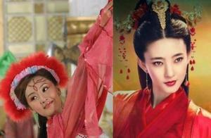 """王丽坤一人就能演""""七仙女"""",红儿霸气,绿儿惊艳,青儿好看炸了"""