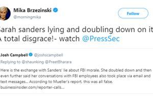 白宫新闻秘书多次发表误导性言论 美记者:解雇她
