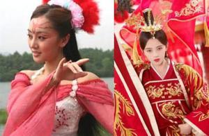 鞠婧祎一个人就可以演七仙女,红儿很霸气,紫儿美上天!