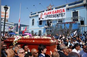 举枪自尽的秘鲁前总统遗书曝光 自称为避免被政敌羞辱而自杀