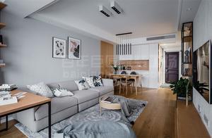 88平米的房子怎么装修合适,朋友全包花了7万,大家都惊呆了!-旺座城海德堡PARK装修