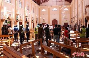 斯里兰卡就爆炸案逮捕7人 警方追捕嫌犯时遭袭3人死