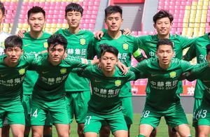 预备队战报 | 年轻后防遇挑战 北京中赫国安0-3不敌河北华夏幸福