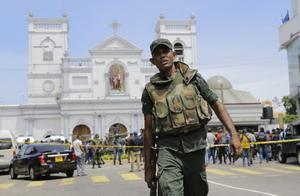 斯里兰卡爆炸5名伤者来自中科院南海海洋研究所!另有4人仍失联