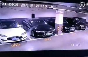 上海特斯拉突然自燃起火 官方回应:正在核实情况
