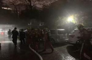 上海特斯拉自燃现场:旁边车被引燃 烧得只剩骨架(图)