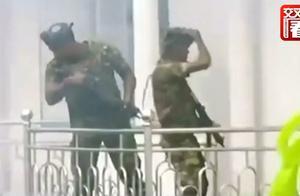 斯里兰卡特种部队突袭视频曝光,嫌犯引爆炸弹,3名警察殉职