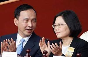 朱立伦讽蔡英文:为选举整天吵架,有失领导人风范