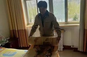 涉县这个人竟用64个月的时间绣出《清明上河图》