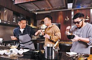 谢霆锋称下厨是种修行 学会做人不可以太偏执