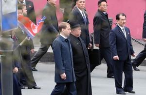 快讯!外媒:金正恩已抵俄罗斯符拉迪沃斯托克,25日将和普京会晤(图)