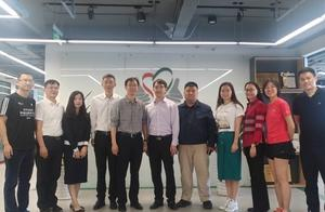 【社联动态】广州社联拜访中国扶贫基金会成都办公区