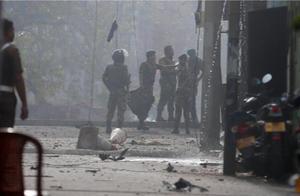 斯里兰卡更正爆炸死亡人数:爆炸造成约253人遇难
