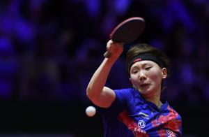 乒乓球——世锦赛:王曼昱淘汰孙颖莎晋级四强