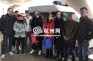 """""""表哥表姐组团创业""""骗全国二手店200余万 被杭州警方拿下"""