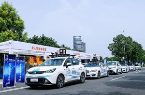 无人驾驶出租车来了!怎么操作?安全吗?来广州生物岛即可体验