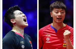 马龙晋级男单决赛什么情况 马龙直落四局击败队友林高远
