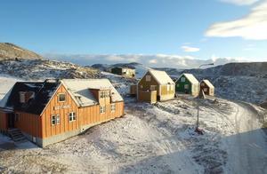 位于格陵兰岛的伊托克托尔米特宾馆可能是地球上最偏远的酒店