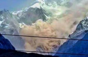 玉龙雪山发生山体岩石崩塌 官方通报:位于无人区,无人伤亡