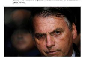 巴西放宽枪支限制怎么回事 放宽枪支限制巴西会更危险吗