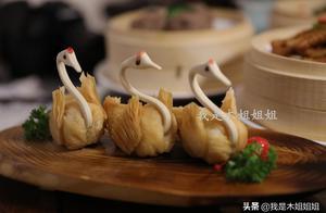 西安高新唐延路有家茶馆内藏乾坤,可以从早吃到黑