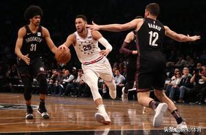 NBA季后赛首轮竞彩分析:304 美职篮 篮网vs76人