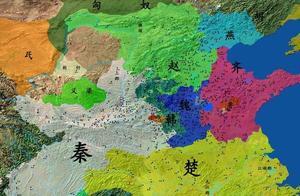 秦灭六国为什么是天命攸归?韩国控制着秦国出关唯一通道