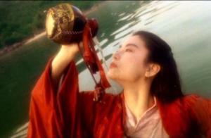 AI修复王祖贤旧时照片惊艳众人,最美港星之一,至今都无人超越!