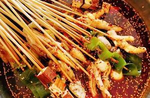 四川美食里这种好吃的钵钵鸡,最适合天气闷热的时候在家做着吃