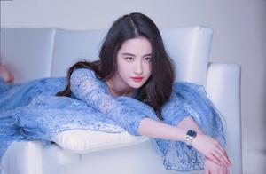 刘亦菲:有钱人都比你努力,她让人相信,原来真的有人美出时代