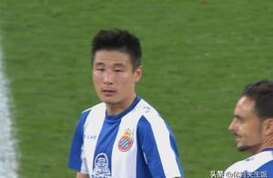武磊进球+屡造威胁,西班牙人憾平,谁注意评分?太低!球迷不满