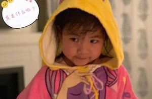 章子怡分享与女儿趣事 自曝为醒醒把尿失败很无奈