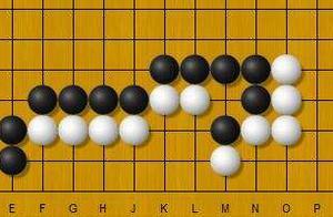 黑先,白棋型存在严重缺陷,黑棋机会来了!