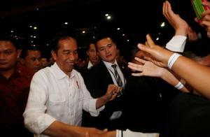 """印尼史上首次""""超级选举""""快算结果出炉,""""印尼奥巴马""""有望连任"""