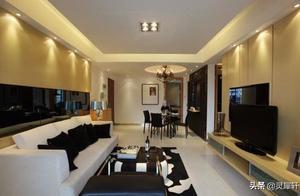 120m2現代三居室,色質內斂,不乏溫馨暖意,盡顯高級感與時尚感