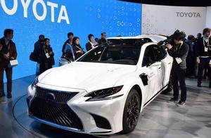 基于雷克萨斯LS 500h打造,丰田全新自动驾驶原型车,已投产