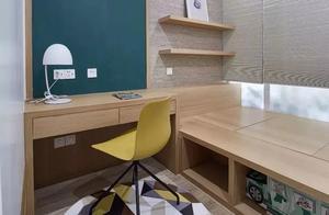 榻榻米房里的书桌,如何做既好看又实用?