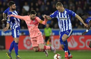6轮不胜!一场2-0让西甲欧联杯太激烈!西班牙人躺着收获1好消息