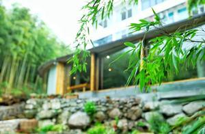 一间房就是一个民宿,27米全景玻璃窗,全方位体验完美山居生活