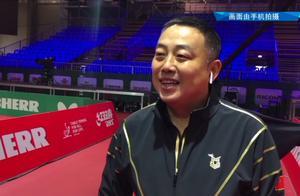 世乒赛庆功宴刘国梁为国乒争取福利 球迷:难怪队员都如此拥护他