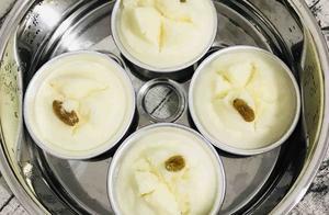 米粉也能做馒头,不沾手不发酵,上锅一蒸蓬松香软,成本低高营养